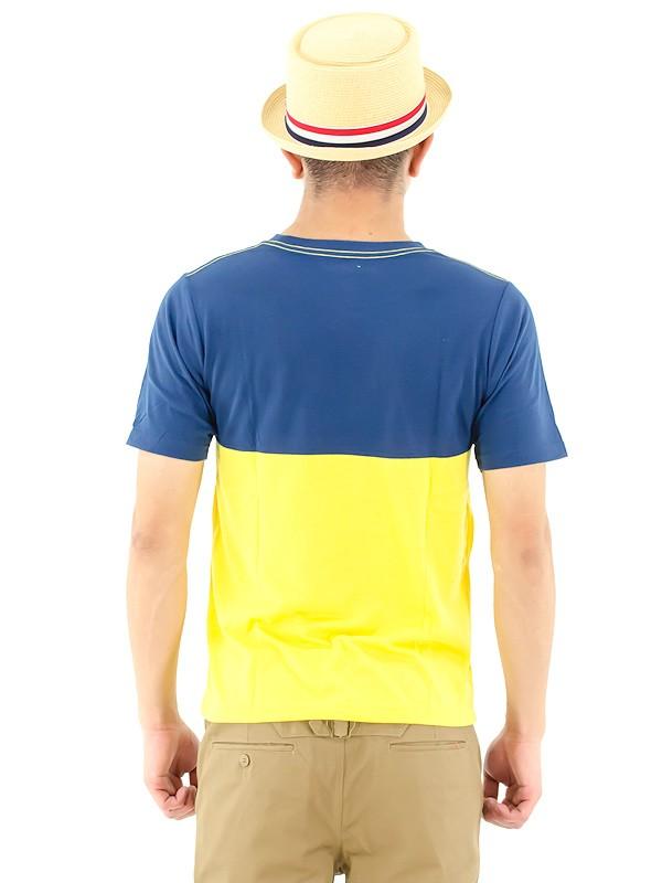 アメカジ Tシャツ 半袖ティーシャツ メンズTシャツ ポケットTシャツ PEYOTE T-Shirts ペヨテ PT13SS-BCTEE