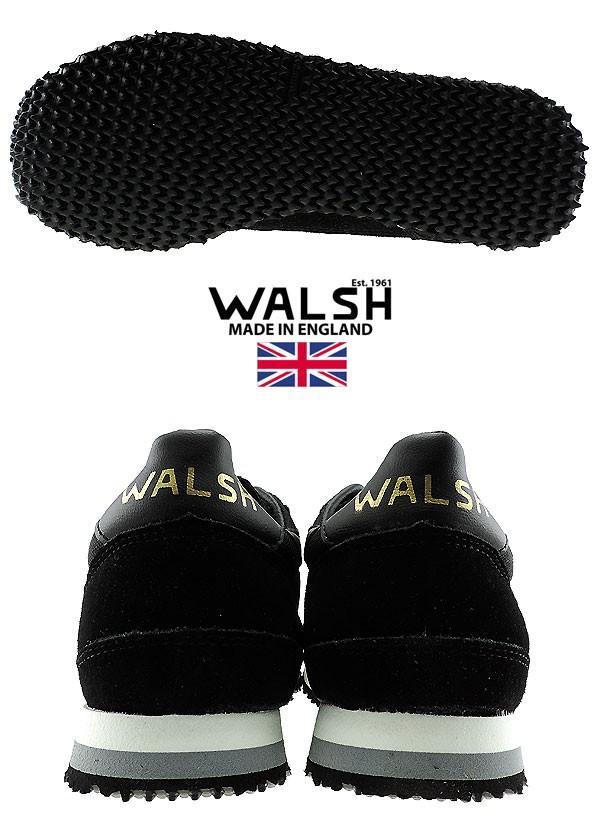 メンズシューズ ウォルシュ レディーススニーカー WALSH ENSIGN ENS70026 カジュアルシューズ