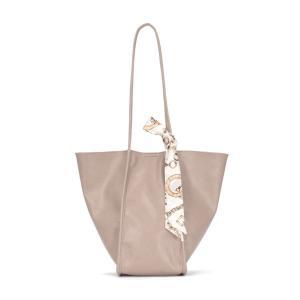 styiro / スカーフ付きアロンジェトートバッグ|ストライプデパートメントPayPayモール店