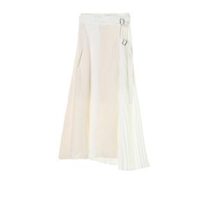 EZUMi / カラミプリーツスカート|ストライプデパートメントPayPayモール店