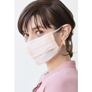 U Histoire-u / 【CELEBMASK No.3】シルクを纏って日常をもっと美しく/セレブマスク/ケース付き ストライプデパートメントPayPayモール店
