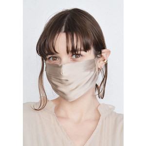 U Histoire-u / 【CELEBMASK No.5】立体型セレブマスク/ケース付き ストライプデパートメントPayPayモール店