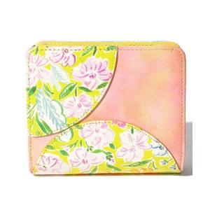 IEye's / Bloom 三つ折り財布|ストライプデパートメントPayPayモール店