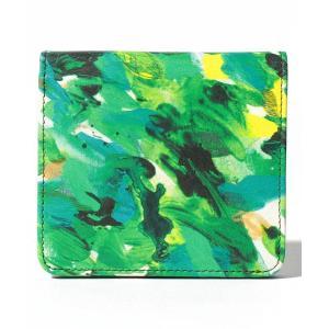 IEye's / 待ち合わせ、3時。 二つ折り財布|ストライプデパートメントPayPayモール店