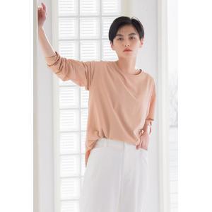 la.f... / 【WEB別注】ラウンドカットTシャツ|ストライプデパートメントPayPayモール店