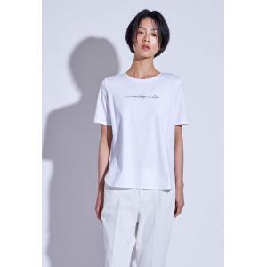 la.f... / 【大人のための上質Tシャツコレクション】ロゴプリントTシャツ|ストライプデパートメントPayPayモール店