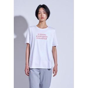 la.f... / 【大きいサイズ】【大人のための上質Tシャツコレクション】ロゴプリントTシャツ|ストライプデパートメントPayPayモール店