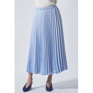 Viaggio Blu / アコーディオンプリーツスカート|ストライプデパートメントPayPayモール店