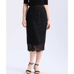 ef-de / 《Maglie WHITE》コードレースタイトスカート|ストライプデパートメントPayPayモール店
