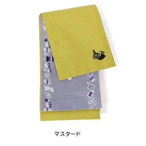 kimono cafe / 帯単品 MOOMIN OBI 01|ストライプデパートメントPayPayモール店