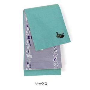 kimono cafe / 帯単品 MOOMIN OBI 02|ストライプデパートメントPayPayモール店