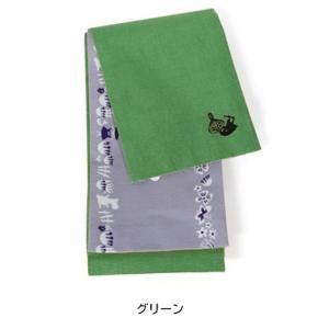 kimono cafe / 帯単品 MOOMIN OBI 04|ストライプデパートメントPayPayモール店