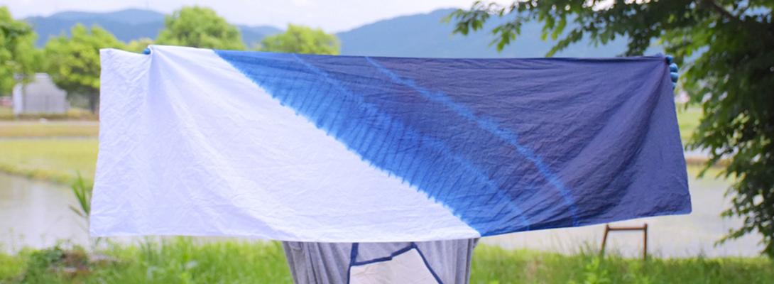 神戸のギフト・プレゼントに工房壱の藍染アイテム