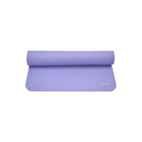 ヨガワークス ヨガマット 6mm yogaworks ヨガ ピラティス ストレッチ ダイエット 健康 器具 エクササイズ トレーニング 送料無料|style-depot|16