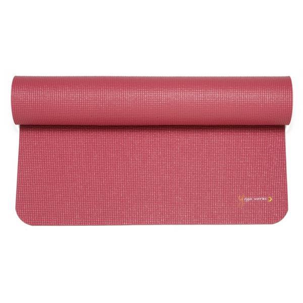 ヨガワークス ヨガマット 6mm yogaworks ヨガ ピラティス ストレッチ ダイエット 健康 器具 エクササイズ トレーニング 送料無料|style-depot|15
