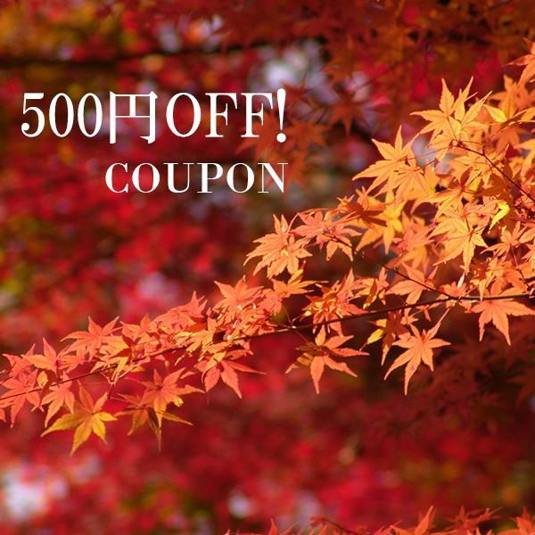 【STYLE ON STAGE】秋冬おしゃれ応援クーポン♪5,000円以上お買い上げで500円OFF!