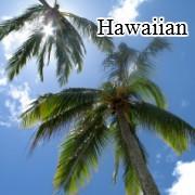 ハワイアンモチーフ