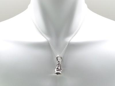 シルバーアクセサリー/ネックレス