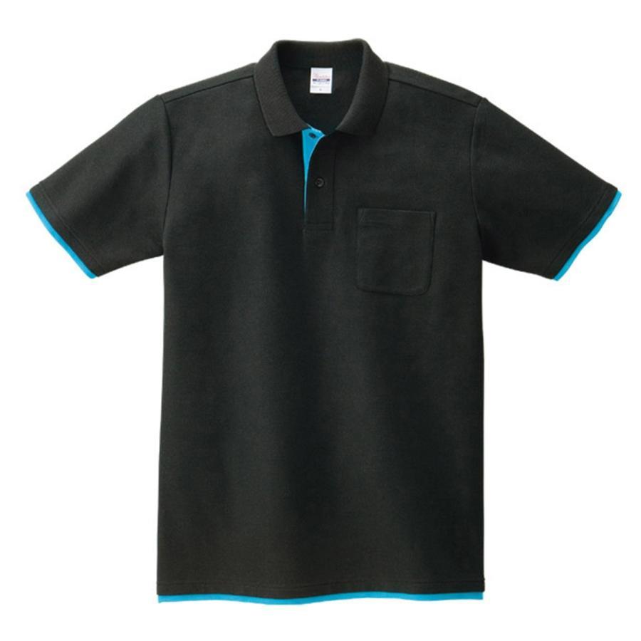 ポロシャツ レディース (ユニセックス) かわいい 半袖 ドライ 介護 ゴルフ ネイビー 白 黒 制服 メンズ 形状安定 UVカット 吸汗速乾 styleequal 19