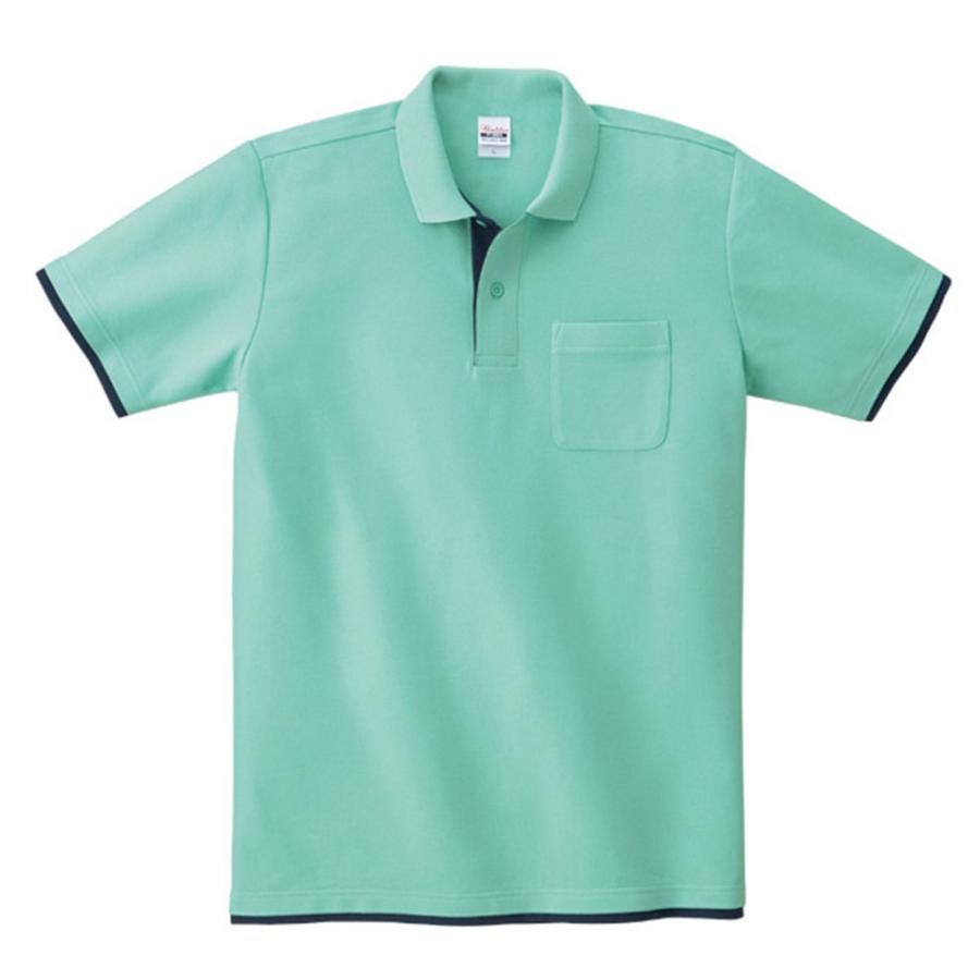 ポロシャツ レディース (ユニセックス) かわいい 半袖 ドライ 介護 ゴルフ ネイビー 白 黒 制服 メンズ 形状安定 UVカット 吸汗速乾 styleequal 18