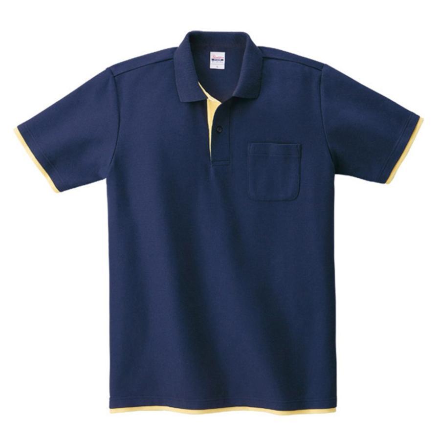 ポロシャツ レディース (ユニセックス) かわいい 半袖 ドライ 介護 ゴルフ ネイビー 白 黒 制服 メンズ 形状安定 UVカット 吸汗速乾 styleequal 20