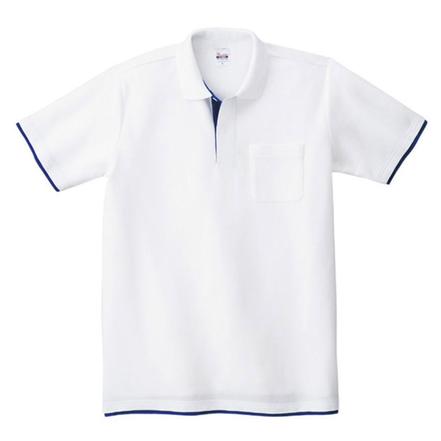 ポロシャツ レディース (ユニセックス) かわいい 半袖 ドライ 介護 ゴルフ ネイビー 白 黒 制服 メンズ 形状安定 UVカット 吸汗速乾 styleequal 16