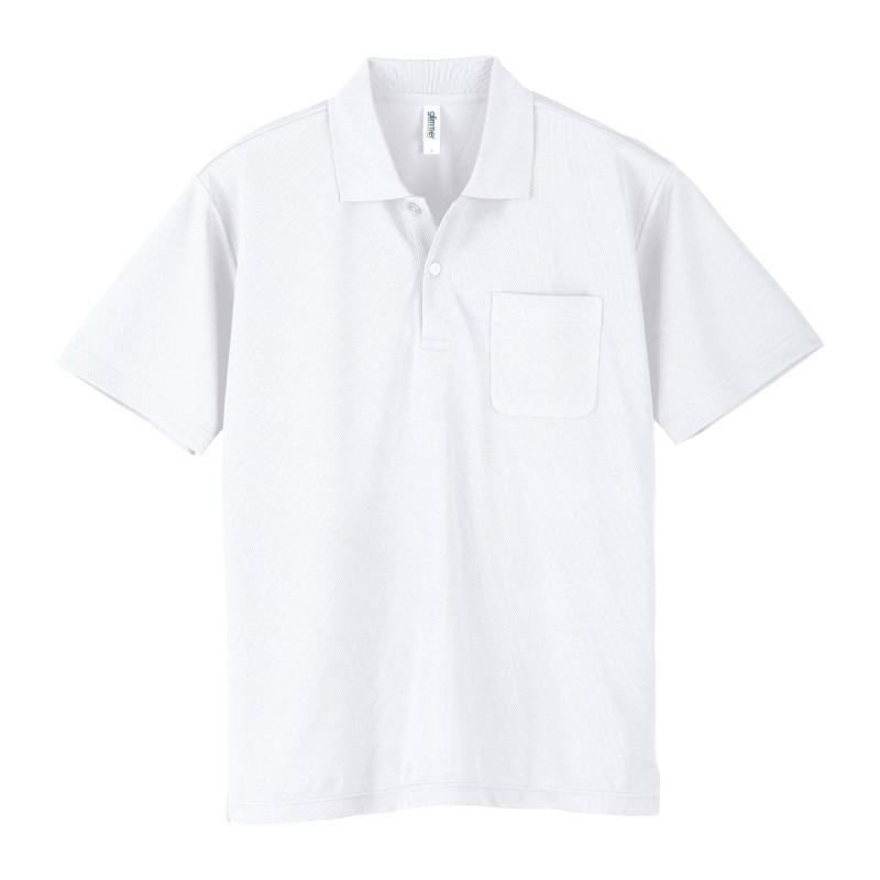 ポロシャツ レディース (ユニセックス) かわいい 半袖 ドライ ポケット 介護 ゴルフ ネイビー 白 黒 制服 仕事 メンズ 吸汗 速乾|styleequal|35