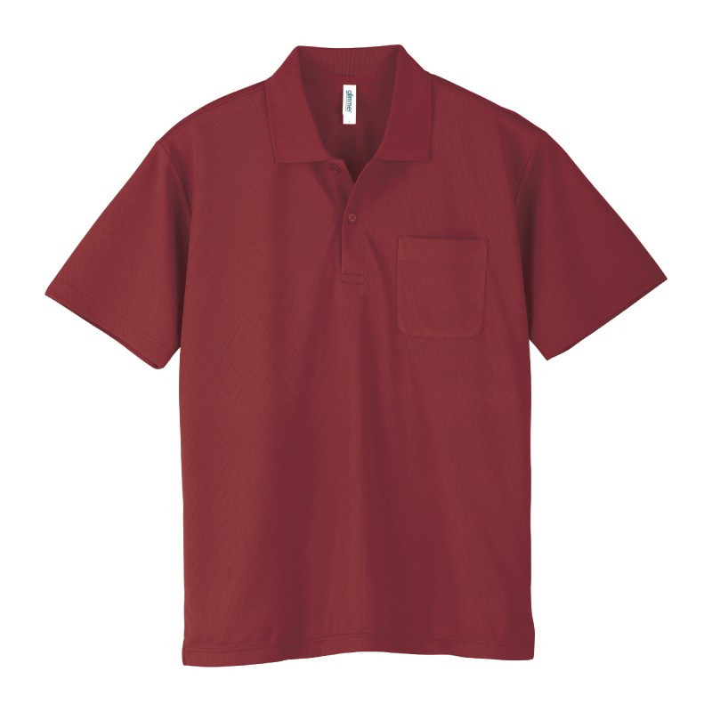 ポロシャツ レディース (ユニセックス) かわいい 半袖 ドライ ポケット 介護 ゴルフ ネイビー 白 黒 制服 仕事 メンズ 吸汗 速乾|styleequal|25