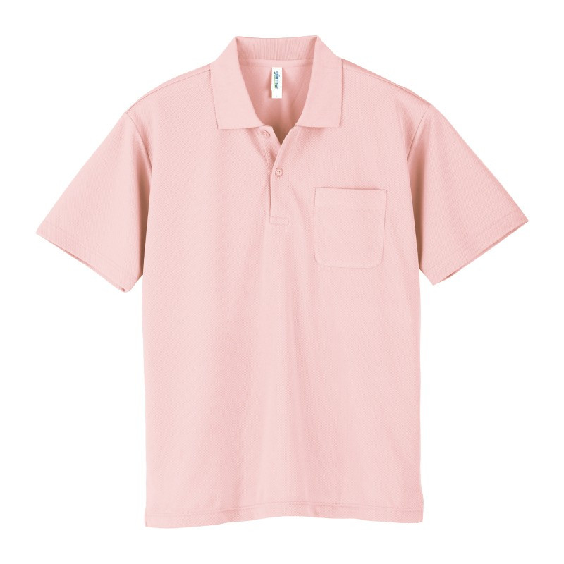 ポロシャツ レディース (ユニセックス) かわいい 半袖 ドライ ポケット 介護 ゴルフ ネイビー 白 黒 制服 仕事 メンズ 吸汗 速乾|styleequal|21