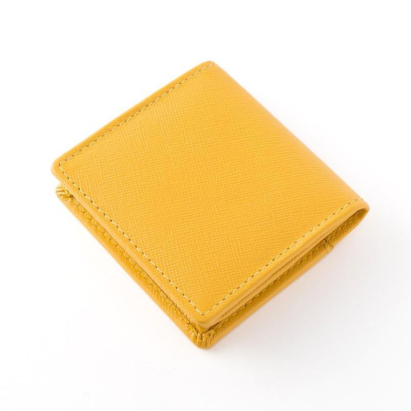小銭入れ コインケース メンズ レディース 革 かわいい おしゃれ 小さい コンパクト 出しやすい スナップボタン styleequal 22