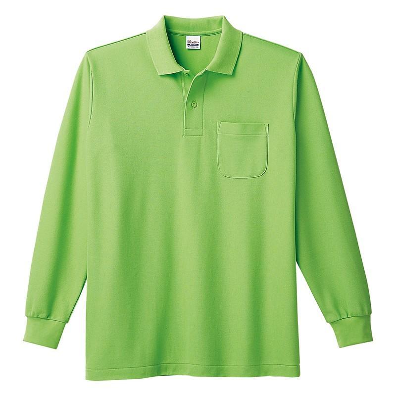 ポロシャツ レディース (ユニセックス) 長袖 かわいい 大きいサイズ おしゃれ スポーツ ゴルフ ポケット 黒 白 無地 ユニフォーム|styleequal|35
