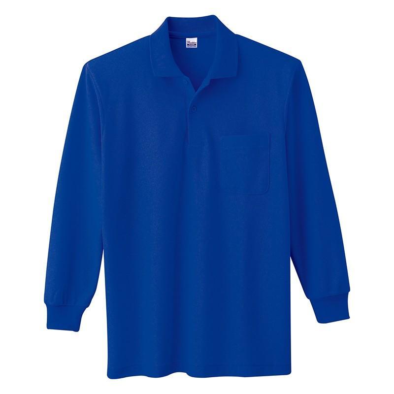 ポロシャツ レディース (ユニセックス) 長袖 かわいい 大きいサイズ おしゃれ スポーツ ゴルフ ポケット 黒 白 無地 ユニフォーム|styleequal|31