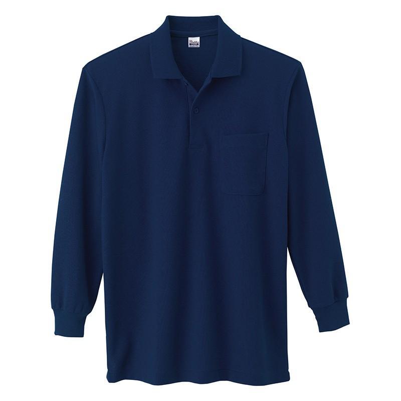 ポロシャツ レディース (ユニセックス) 長袖 かわいい 大きいサイズ おしゃれ スポーツ ゴルフ ポケット 黒 白 無地 ユニフォーム|styleequal|30