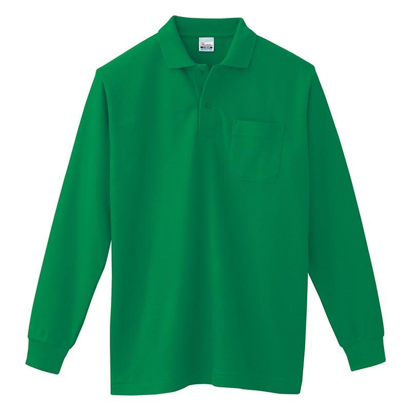 ポロシャツ レディース (ユニセックス) 長袖 かわいい 大きいサイズ おしゃれ スポーツ ゴルフ ポケット 黒 白 無地 ユニフォーム|styleequal|28