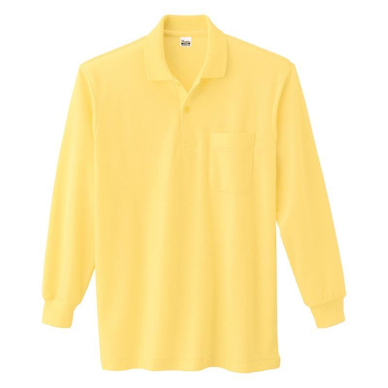 ポロシャツ レディース (ユニセックス) 長袖 かわいい 大きいサイズ おしゃれ スポーツ ゴルフ ポケット 黒 白 無地 ユニフォーム|styleequal|27