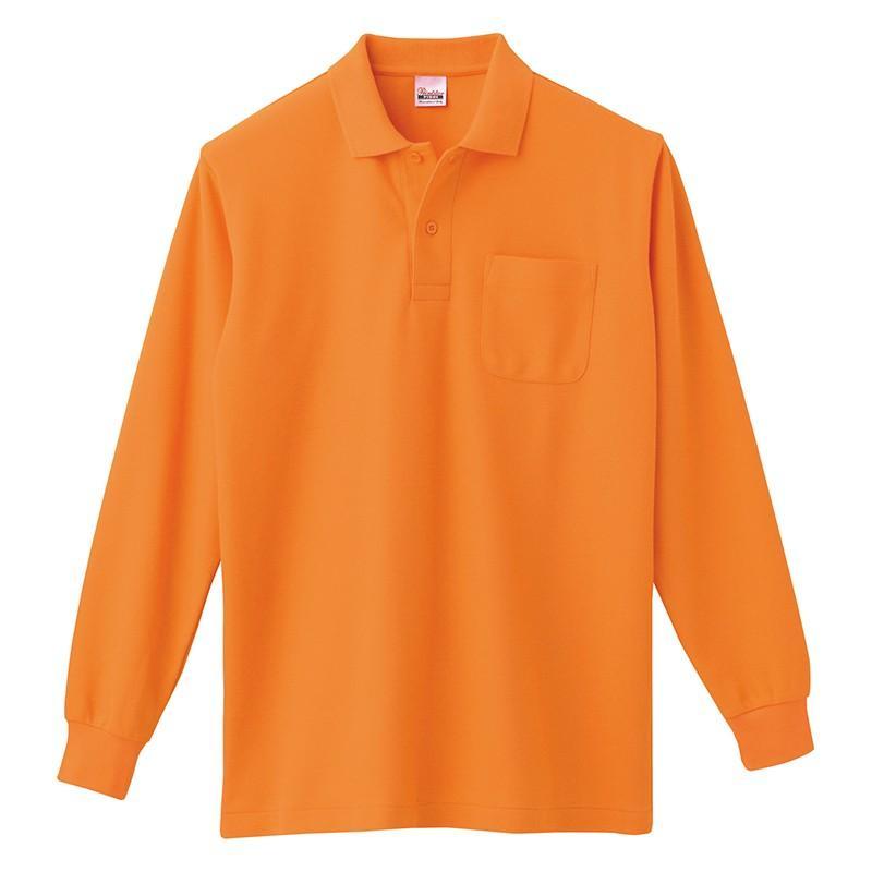 ポロシャツ レディース (ユニセックス) 長袖 かわいい 大きいサイズ おしゃれ スポーツ ゴルフ ポケット 黒 白 無地 ユニフォーム|styleequal|26