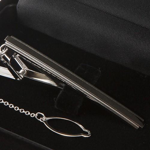 ネクタイピン 純銀 silver925 おしゃれ ギフト プレゼントにオススメ 名入れ別売り シルバー素材 高級 結婚式 メンズ パーティ|styleequal|26