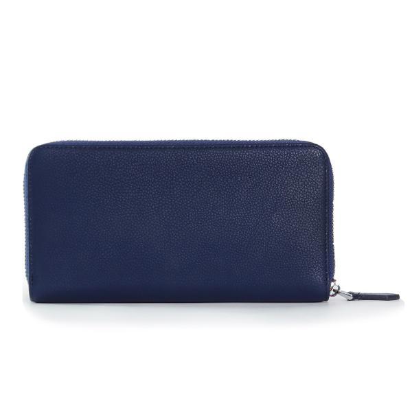 18036097ede5 長財布 レディース メンズ 本革 牛革 ラウンドファスナー 財布 大容量 シンプル スマホが入る
