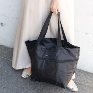 エコバッグ トートバッグ 保温バッグ 保冷バッグ レディース メンズ ユニセックス 自転車 前かご 拡張型 シンプル コンパクト 一人暮らし セール スタイルオンバッグ