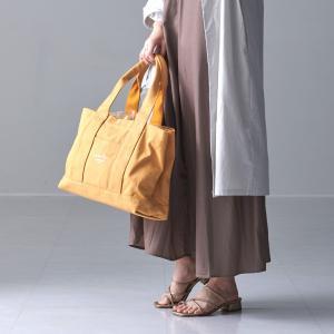 トートバッグ レディース キャンバス A4収納 大容量 お仕事バッグ 鞄 大きめ 仕切り 通勤 通学 大人 LIZDAYS リズデイズ 送料無料 スタイルオンバッグ