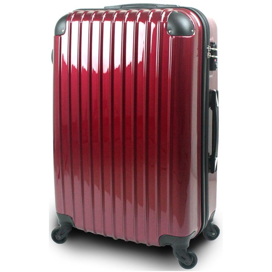 スーツケース プレミアムカラー 安心保証 キャリーケース 人気 大型 Lサイズ 超軽量 7日〜14日用 旅行用品 FS 3000-L 全8色|success|09