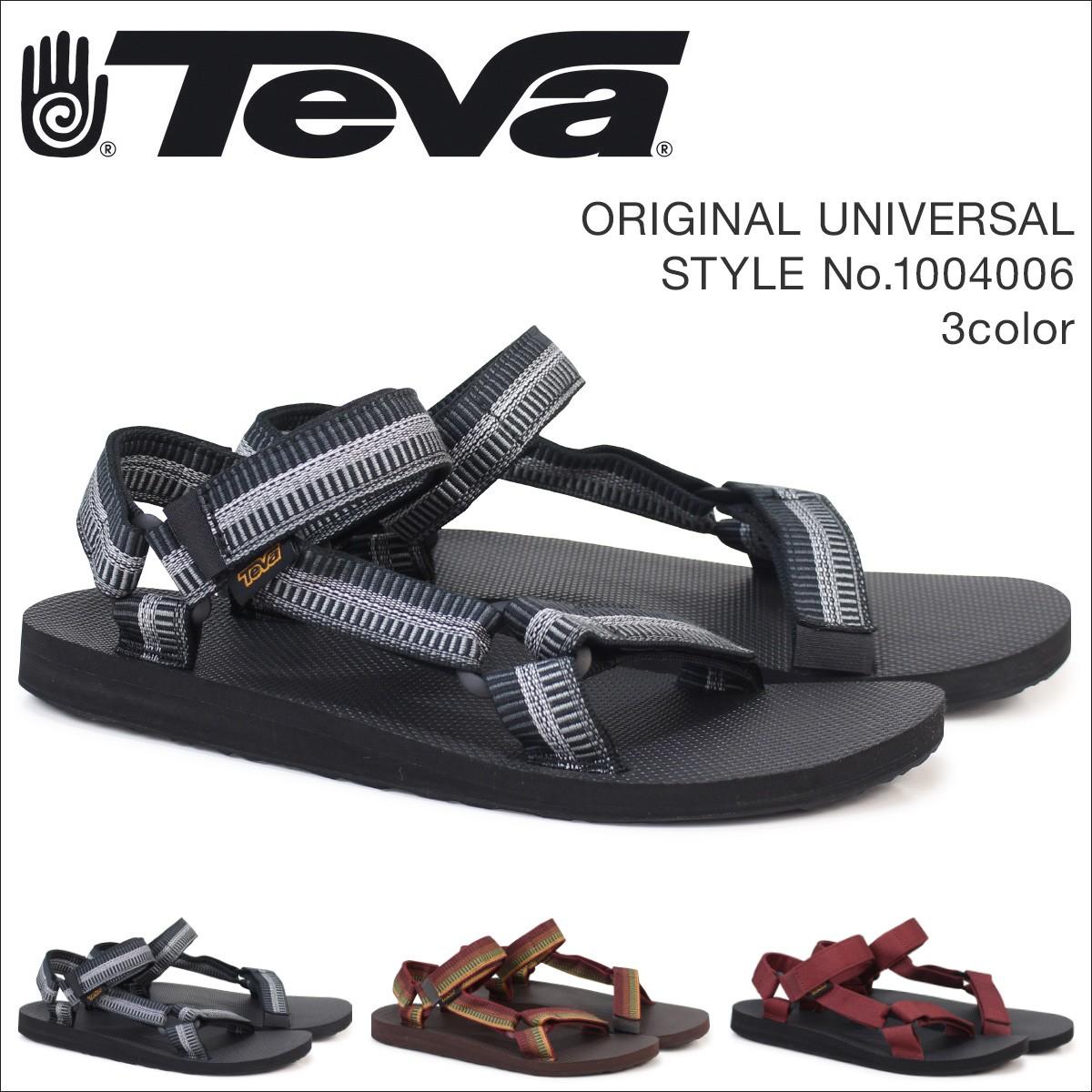 Teva テバ サンダル メンズ オリジナル ユニバーサル ORIGINAL UNIVERSAL MENS 1004006