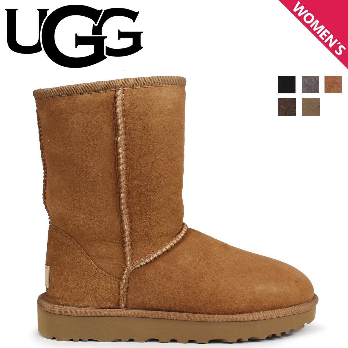 アグ UGG ムートン ブーツ クラシック ショート WOMENS CLASSIC SHORT 1016223 レディース [9/12 新入荷]