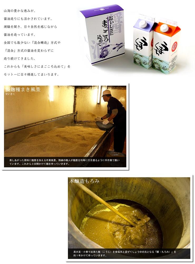 マルヨシ醤油