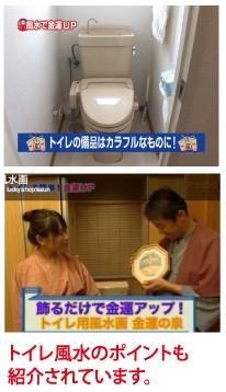 トイレ風水画動画