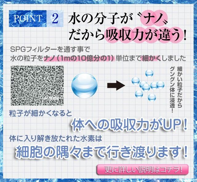 水素水,製法特許