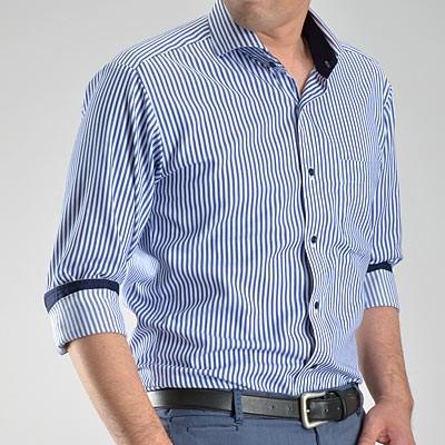 ビジネスマン必見!長袖ワイシャツのカッコイイまくり方!