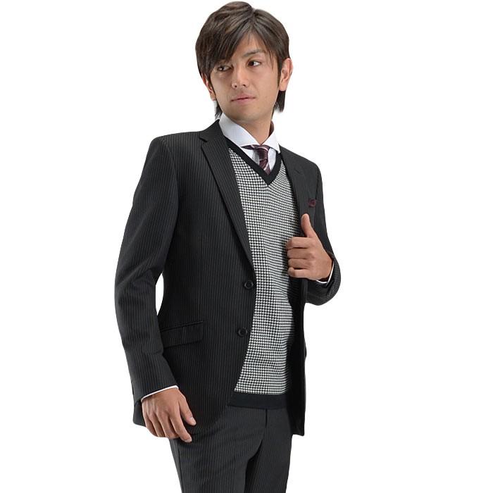 ニットセーター&ベストで作るビジネスコーデのコツと着こなし例!