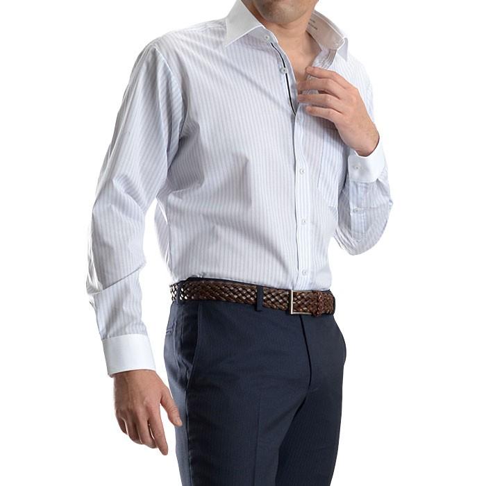 安い!手入れ楽々!形態安定ワイシャツシリーズに春の新柄登場!