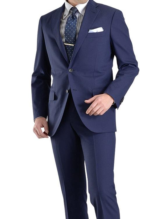 スーツ男子必見!トレンドカラー「青」投入で即、お洒落になれる! 【お買い物まとめ】